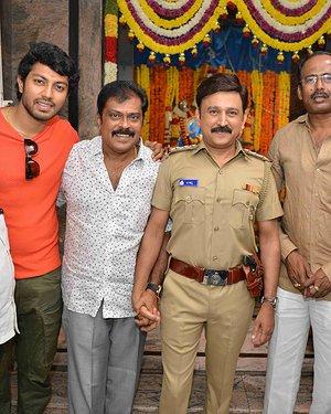 100 Kannada Film Pooja And Press Meet Photos | Picture 1655346