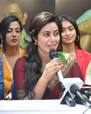 100 Kannada Film Pooja And Press Meet Photos | Picture 1655366