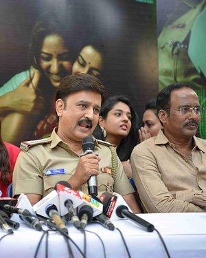 100 Kannada Film Pooja And Press Meet Photos | Picture 1655369