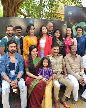 100 Kannada Film Pooja And Press Meet Photos