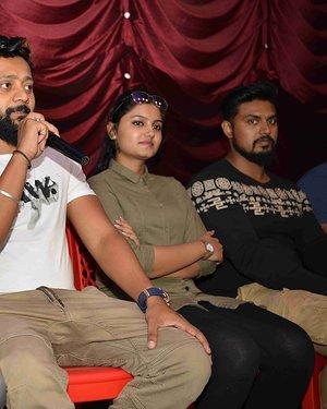 War & Peace Kannada Film Press Meet Photos | Picture 1655359