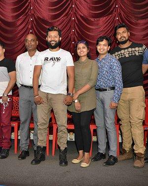 War & Peace Kannada Film Press Meet Photos | Picture 1655379