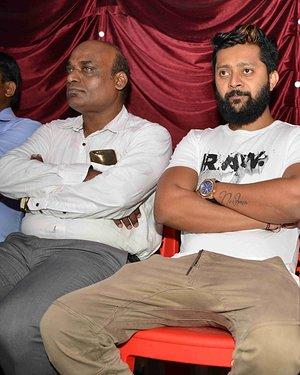 War & Peace Kannada Film Press Meet Photos | Picture 1655357