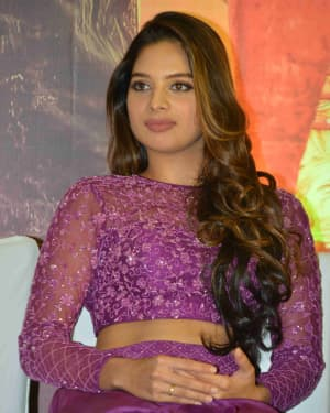 Tanya Hope - Yajamana Film Success Meet Photos | Picture 1632562