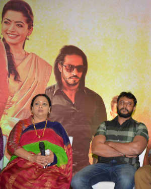 Yajamana Film Success Meet Photos | Picture 1632565