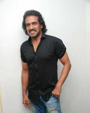 Upendra Rao - I love U Kannada Film Press Meet Pictures | Picture 1633123
