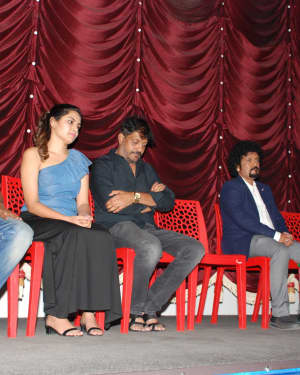 I love U Kannada Film Press Meet Pictures