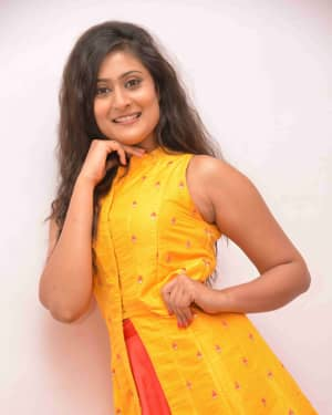 Amrutha Iyengar - Anushka Kannada Film Trailer Launch Photos | Picture 1634134