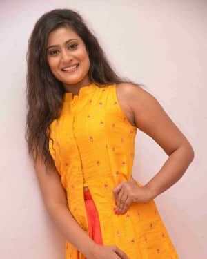 Amrutha Iyengar - Anushka Kannada Film Trailer Launch Photos | Picture 1634133