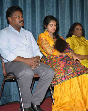 Atharvana Prathyangi Film Press Meet Photos