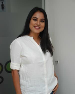 Anusha Rao - Mana Roopa Film Press Meet Photos