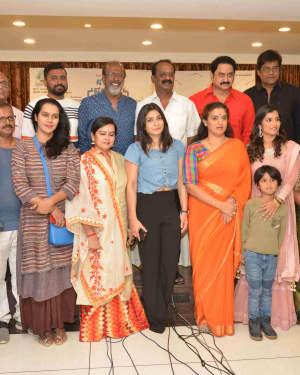 Sadhguna Sampanna Madhguna 100% Film Press Meet Photos