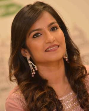 Pooja (Kannada Producer) - Sadhguna Sampanna Madhguna 100% Film Press Meet Photos