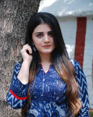Aishwarya Gowda - Karki Film Mahurtha Pictures