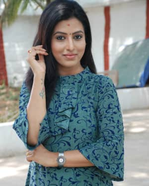 Rihanshi Gowda - Karki Film Mahurtha Pictures   Picture 1647030