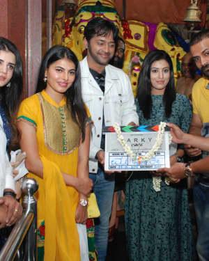 Karki Film Mahurtha Pictures