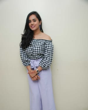 Samanvita - Kavaludaari Film Success Meet Photos