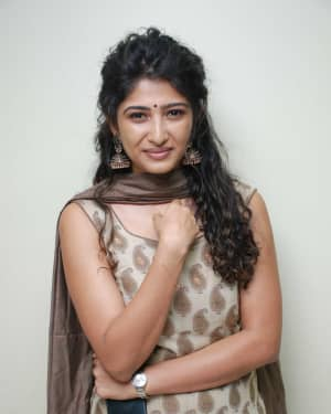 Roshini Prakash - Kavaludaari Film Success Meet Photos