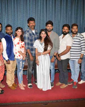 Ratnamanjari Film Press Meet Pictures