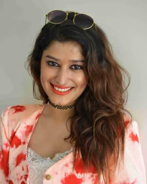 Akhila Prakash - Ratnamanjari Film Press Meet Pictures