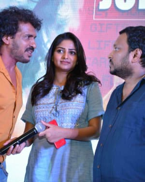 I Love You Kannada Film Trailer Release Photos | Picture 1650331