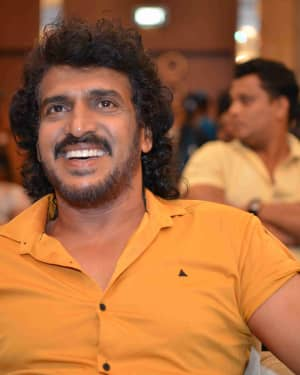 Upendra Rao - I Love You Kannada Film Trailer Release Photos
