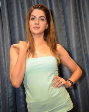 Sakshi Chaudhary - Suvarna Sundari Kannada Film Press Meet Photos