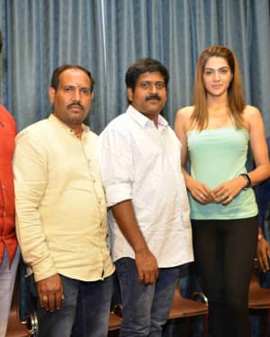 Suvarna Sundari Kannada Film Press Meet Photos