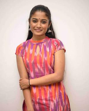 Chaithra J Achar - Aa Drushya Film Press Meet Photos