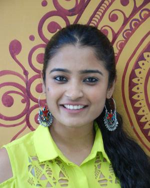 Chaithra J Achar - Aa Drushya Film Success Meet Photos