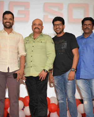 Brahmachari Kannada Film Trailer Launch Photos