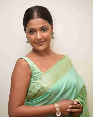 Jayashree S Raj - Eesha Mahesha Movie Press Meet Photos