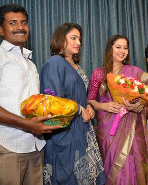 Kannad Gothilla Film Press Meet Photos