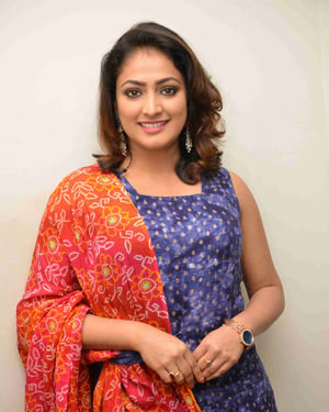 Haripriya - Katha Sangama Film Press Meet Photos