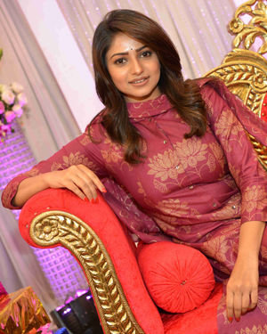 Rachita Ram - 100 Kannada Film Press Meet Photos