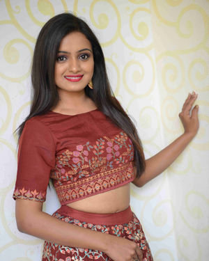 Rachana Dashrath - Nam Gani B.Com Pass Film Press Meet Photos