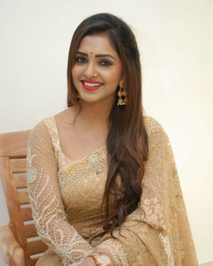 Sanchita Padukone - Gadi Naadu Film Audio Release Photos