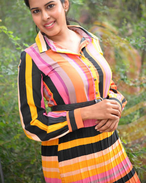 Aishwarya Rao - Baddi Magan Lifu Film Press Meet Photos   Picture 1699790