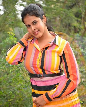 Aishwarya Rao - Baddi Magan Lifu Film Press Meet Photos   Picture 1699789