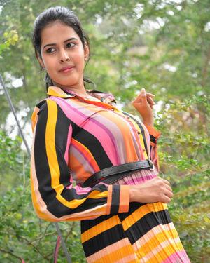 Aishwarya Rao - Baddi Magan Lifu Film Press Meet Photos   Picture 1699803