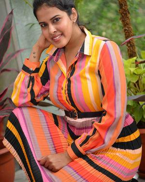 Aishwarya Rao - Baddi Magan Lifu Film Press Meet Photos   Picture 1699792
