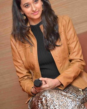 Radhika Chetan - Mundina Nildana Film Press Meet Photos | Picture 1700301