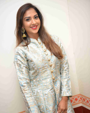 Neha Patil - Neuron Kannada Film Press Meet Photos | Picture 1700338