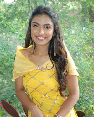 Vaishnavi Chandran - Neuron Kannada Film Press Meet Photos