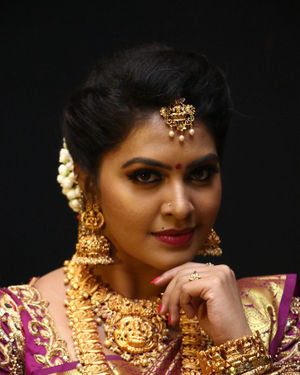 Rachitha Mahalakshmi - Santhoshi's One Day Makeup & Hair Seminar Event Photos