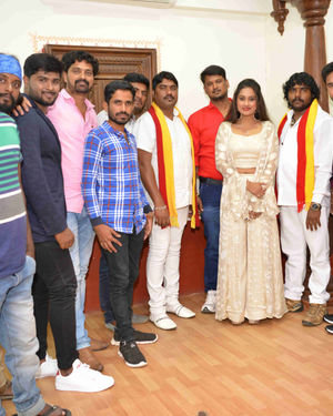 Krutha Film Press Meet Photos