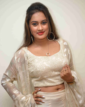 Megha Gowda - Krutha Film Press Meet Photos | Picture 1701332