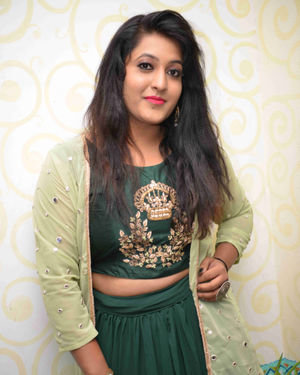 Rashika - Krutha Film Press Meet Photos