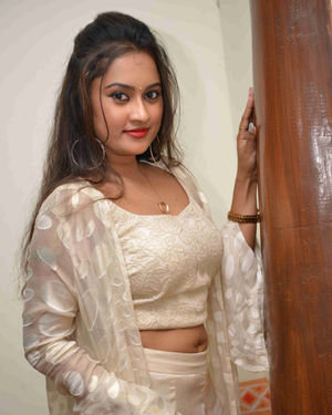 Megha Gowda - Krutha Film Press Meet Photos | Picture 1701330
