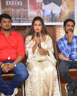 Krutha Film Press Meet Photos | Picture 1701323